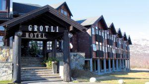 Grotli Hotel