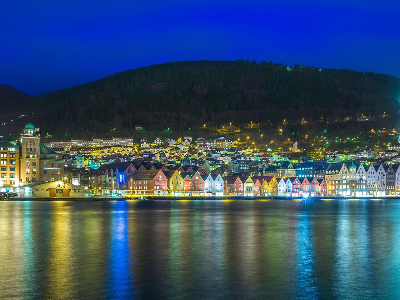 Radisson SAS Bryggen Bergen exterieur