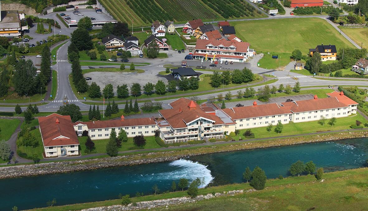 Loenfjord Hotel exterieur