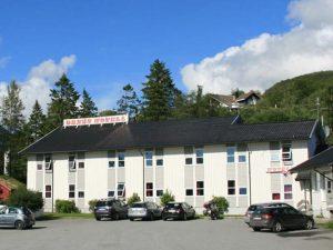 ørnes hotel exterieur