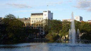 Thon Hotel Maritim Stavanger exterieur