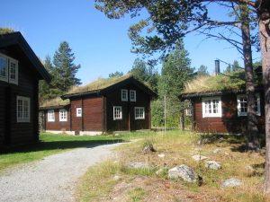 Bardøla Cabins exterieur