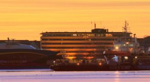 Hotel Jutlandia Denemarken exterieur