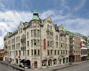hon Hotel Nidaros Trondheim Norske