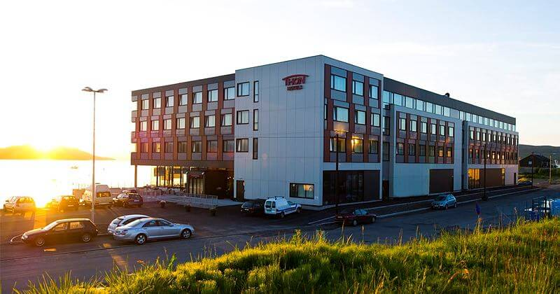 Thon Hotel Kirkenes Norske