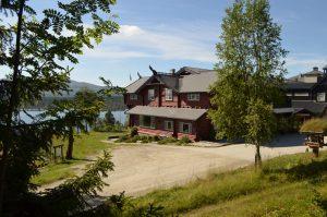 Fefor Høyfjellshotell vakantie Noorwegen Norske