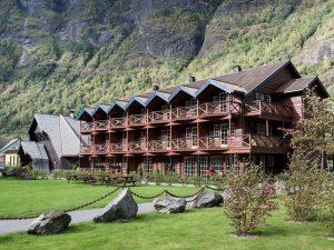 Flåmsbrygga Hotell Norske