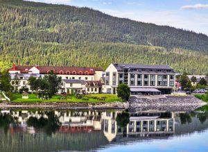 Fru Haugans Hotell Norske