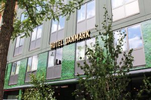 Hotel Danmark Kopenhagen city break Norske