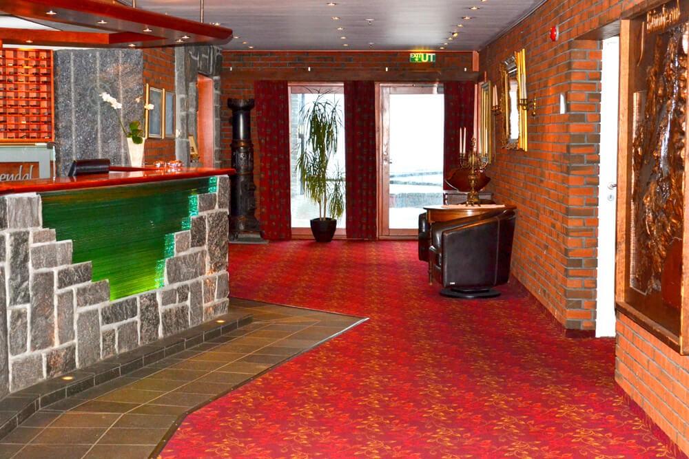 Rosendal Fjordhotel Norske