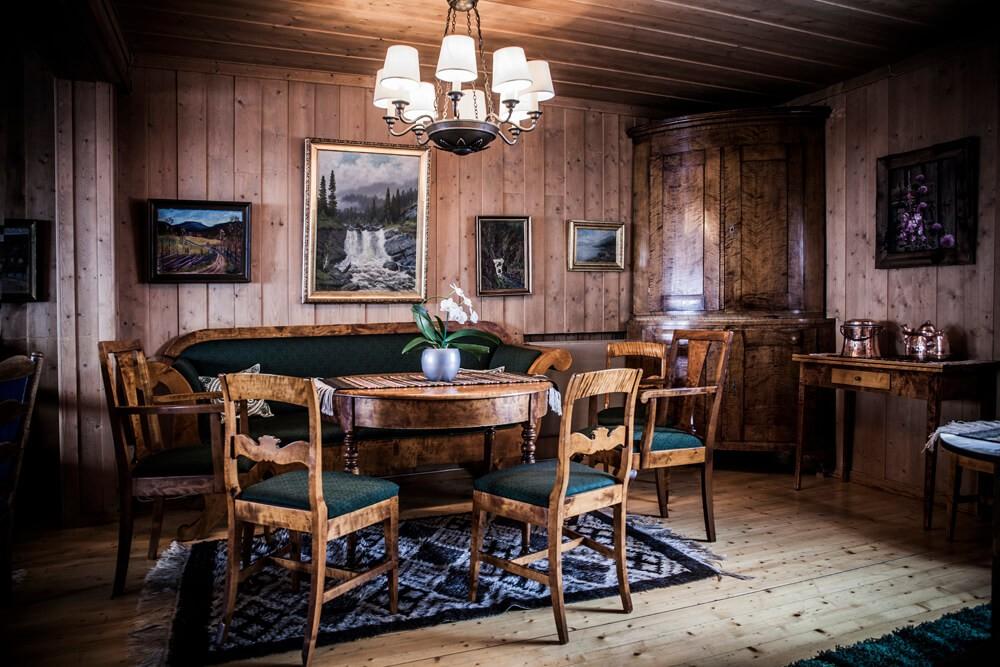 Rustad Hotell Fjellstue wintersport Norske