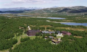 Venabu Fjellhotel exterieur Norske