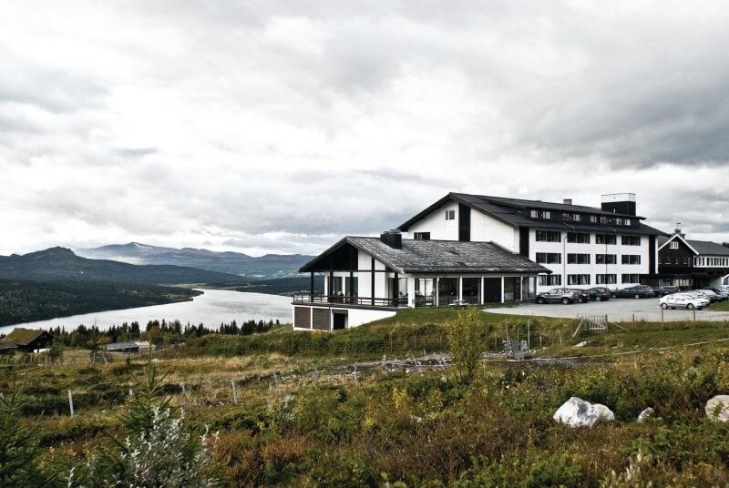 Wadahl Høgfjellshotell Norske