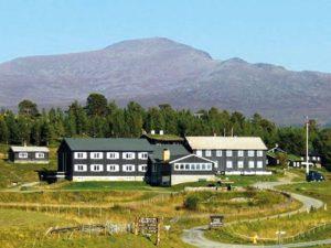 Hindsæter Hotel exterieur Norske