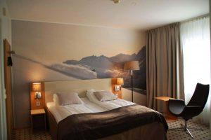 Grand Hotel Bellevue kamer