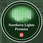 Noorderlichtgarantie Hurtigruten