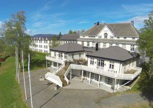 Selbusjøen Hotell exterieur