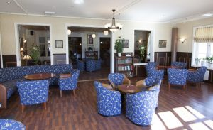 Selbusjøen Hotell lounge