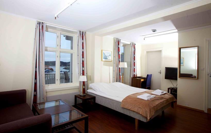 Victoria Hotel Kragerø standaard kamer
