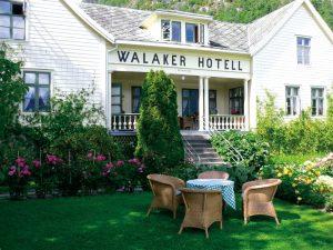 Walaker Hotell exterieur